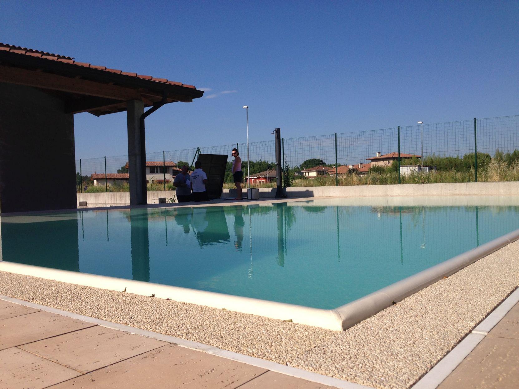 Bagnolo San Vito (3) - Casareggio Piscine: piscine, piscine mantova, costruttori di piscine