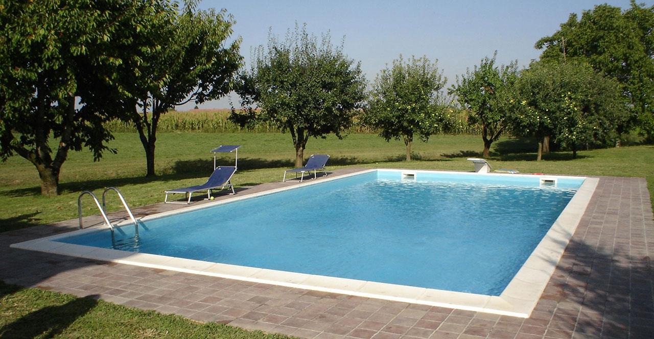 Lavori casareggio piscine piscine piscine mantova for Fuori piani di costruzione