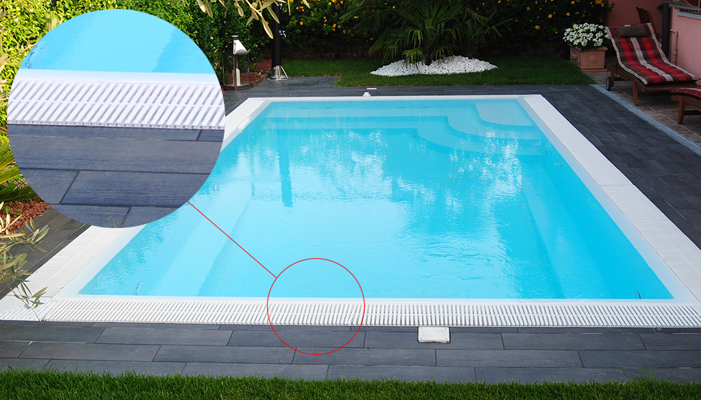 Tecnologia - Casareggio Piscine: piscine, piscine mantova, costruttori di piscine
